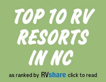 RV Resort Maggie Valley NC - Creekwood RV